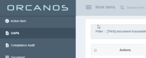 Orcanos UI/ UX